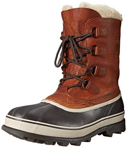 Sorel Men's Caribou Wool NM4181 Boot,Tobacco,10 M