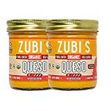 ZUBI'S Organic, Allergen Free, Dairy Free Queso (8oz, 2 pack)