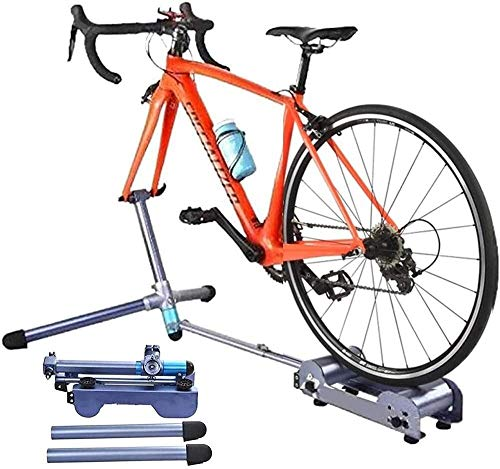 HGFLYL Turbo TrainerRodillo de Resistencia hidráulicaPlataforma paraMontar en Bicicleta Plataforma deEntrenamiento Inteligente para Road Mountain.