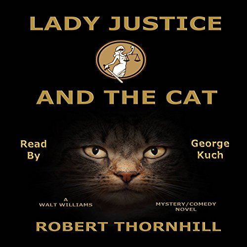 Lady Justice and the Cat cover art