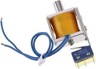 Open Frame Latching Solenoid Electromagnet VS1 DC 220V 7 mm