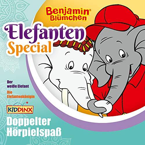 Elefanten-Special (Der weiße Elefant / Die Elefantenkönigin)