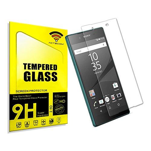 "cogac Cristal Templado Protector Pantalla 0.2MM para Sony Xperia Z5 Premium 5'5"""