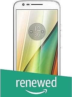 (Renewed) Motorola Moto E3 Power XT1706 (White, 16GB)
