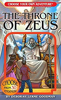The Throne of Zeus (Choose Your Own Adventure) (Choose Your Own Adventure: Lost Archives)