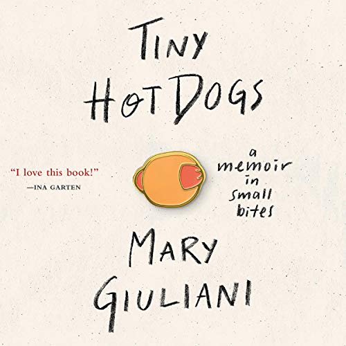 Tiny Hot Dogs audiobook cover art