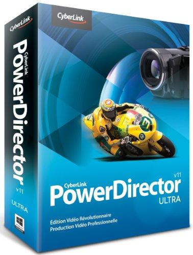 Power Director 11 Ultra Französisch
