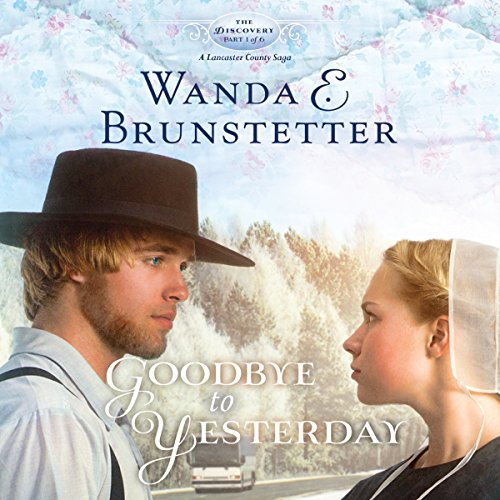 Goodbye to Yesterday cover art