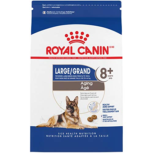 Royal Canin Large Aging 8+ Senior Dry Dog...