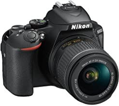 D5600 DX-Format Digital SLR w/AF-P DX NIKKOR 18-55mm f/3.5-5.6G VR