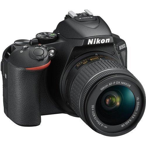 D5600 DX-Format Digital SLR w/AF-P DX NIKKOR...