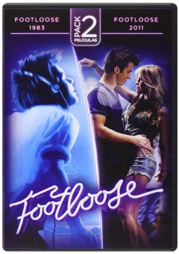 Pack Footloose (2011) + Footloose (1983) [DVD]