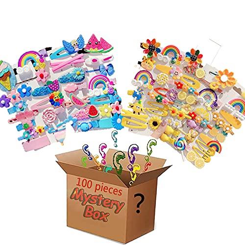 RCYYPET Lucky Mysteries Boxes Mystery Boxes (Contiene 100 artículos misteriosos) Cajas de la Suerte Misteriosos Productos aleatorios Vacaciones Cumpleaños de cumpleaños