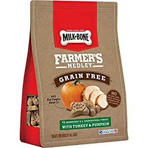 Milk-Bone Farmer's Medley Dog Treats, Grain Free