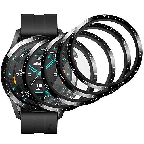 Brifu Film protettivo Compatibile con Huawei Watch GT2 46mm Sport, [antigraffio], [senza bolle],...