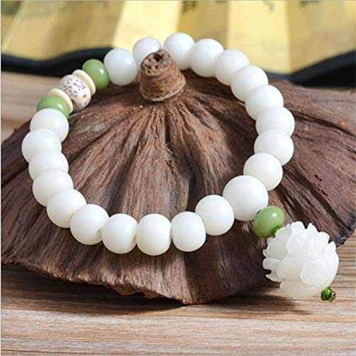 IFVCS armband Bodhiwhite Bodhi Seed Rosary