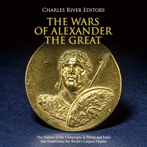 The Wars of Alexander the Great cover art