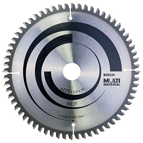 Bosch Professional cirkelzaagblad (voor multimateriaal, buitendiameter: 235 mm, boring: 30 mm, accessoires voor cirkelzagen)