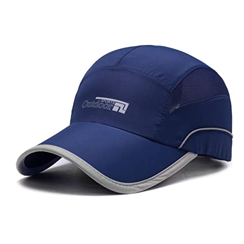 17bff91809851 Gisdanchz 7-7 1 2 Quick Dry Breathable Ultralight Running Hat Sport