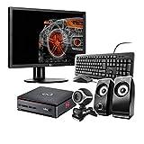 Estación completa All in One Fujitsu Esprimo Q920 Intel Core i5 – SSD 240 GB – RAM 8 GB – Monitor 24 pulgadas – Web Cam – Altavoces – Windows 10 Pro Business Desktop Computer Mini PC (reacondicionado)