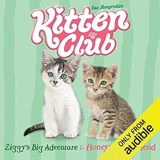 Kitten Club: Ziggy's Big Adventure & Honey's New Friend copertina