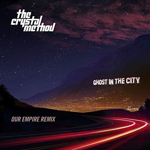 The Crystal Method feat. Le Castle Vania & Amy Kirkpatrick