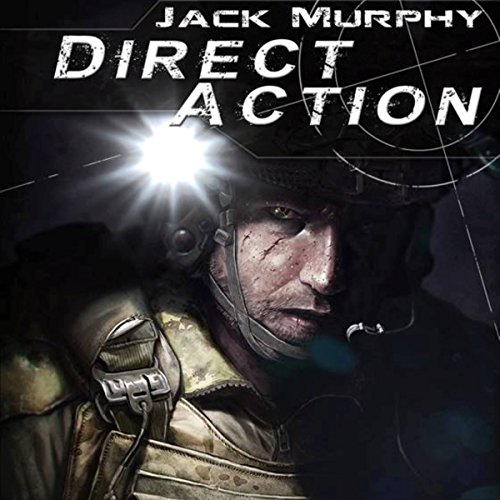Direct Action audiobook cover art