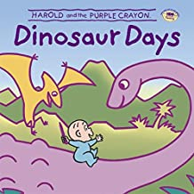 harold and the purple crayon dinosaur