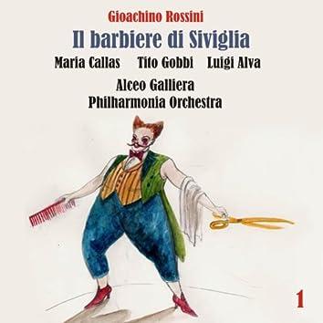 Rossini: Il barbiere di Siviglia (Callas, Gobbi,  Alva, Galliera) [1957] Volume 1