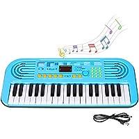 M Sanmersen 37-Key Portable Electronic Keyboard Piano