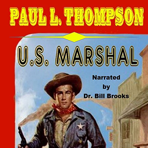 U.S. Marshal audiobook cover art