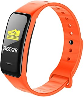 Delicate Color Screen Dynamic Smart Bracelet Heart Rate Monitoring Bluetooth Step Counter Sports Bracelet smart watch (Col...