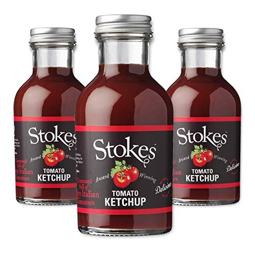 Stokes - Tomato Ketchup - 300g (Pack of 3)