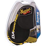 Meguiar's Car Care Products G3509INT Meguiars Power Pads Depilación 4'' para Pulidor de Doble acción, Conjunto de 2 Piezas