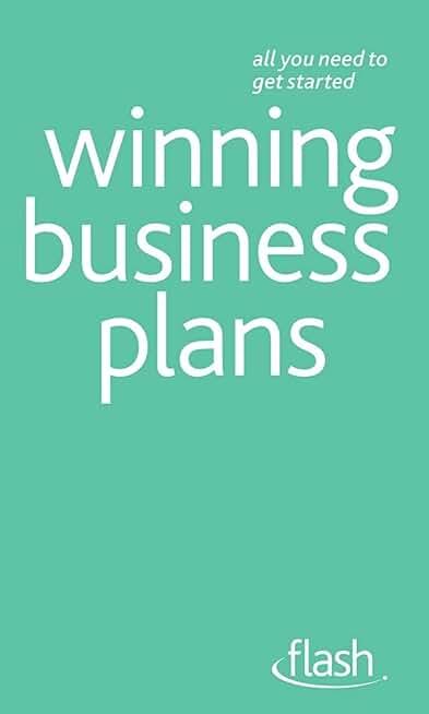 Winning Business Plans: Flash (English Edition)