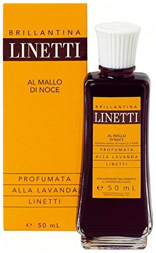 Brillantine Lotion aus Walnuss Schale mit Lavendel duft 50 Ml
