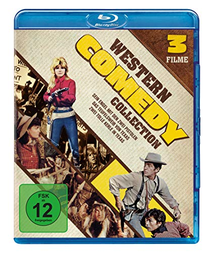 Western Comedy Collection [Blu-ray]