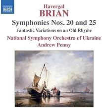 havergal brian symphony 26