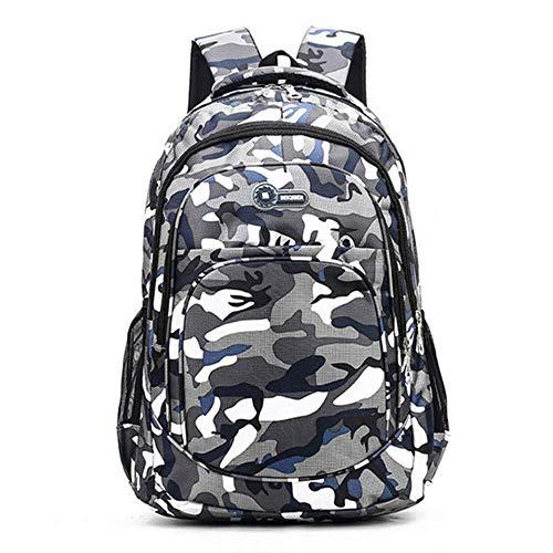 N/P Schultasche für Jungen, wasserdichter Schulrucksack für Kinder, Schultasche für Jungen, Schultasche für Schüler, Bleistifttasche für Kinderstifte, 3-teiliges Schultaschenset
