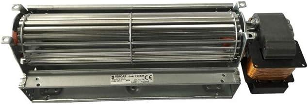 Ventilador tangencial estufa de pellets Tga 60/1-240/30 Emmevi - Fergas 113231 55 W