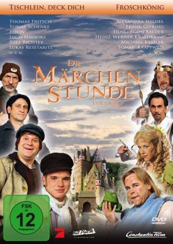 Die ProSieben Märchenstunde - Volume 3: Tischlein, deck dich & Froschkönig