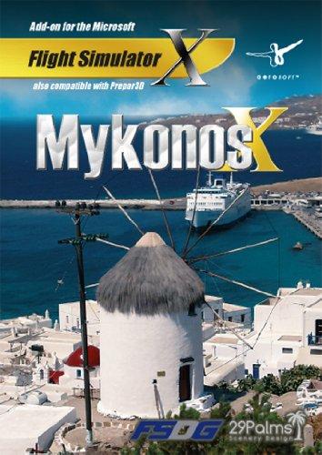 Mykonos X (FSX+P3D) Add on für FSX + P3D