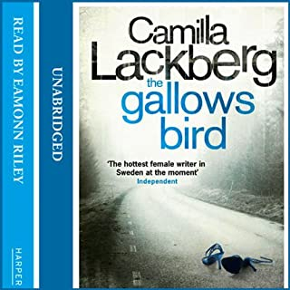 The Stranger (originally published as The Gallows Bird) audiobook cover art