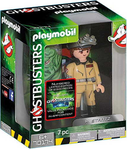 Playmobil Ghostbusters Edition Collector R. Stantz, 70174