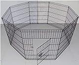 Bunny Business Box a 8 pannelli adatto a Conigli / Ghinee / Cani...