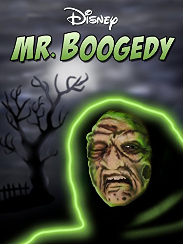 Disney Mr Boogedy, halloween movie, Disney halloween