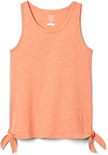 Girls' Side Knot Tank Top