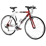 Giordano RS700 Hybrid Bike, 60.3cm/Large