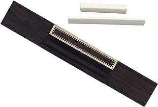 Ponte in Plastica per Chitarra Classica Guitar Bridge 85 x 9 x 2mm da Ricambio TOOGOO R