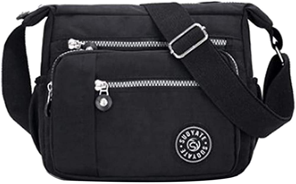 SIMANLI Messenger Bags Cross Very popular Body Casual Outlet sale feature Purse Bag Multifunc